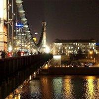 Вечерняя Москва :: Надежда Бахолдина