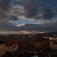 +6 и холодный ветер :: Валерий Дворников