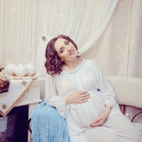 Фотосессия в ожидании чуда :: марина алексеева