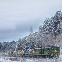 Зимние зарисовки :: Алексей Румянцев