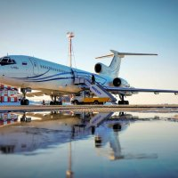Ту-154 - живая легенда :: Сергей Балкунов