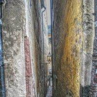 Самая узкая улочка в Стокгольме! :: Натали Пам