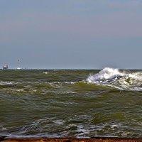 ветер с моря дул :: Александр Корчемный