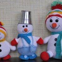 снеговики :: Владимир