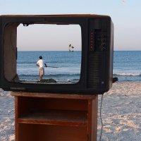 The Box - пляж эмоций. Про Нептуна и дары моря... :: Александр Резуненко