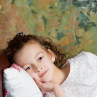 детский портрет :: Ирина Гомозова