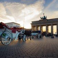 г.Берлин  бранденбургские ворота :: Дмитрий