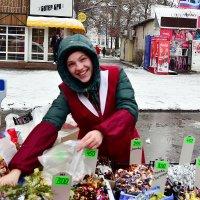 Сладкая  барышня :: Владимир Болдырев