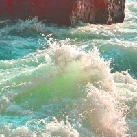 Кучерявая волна :: Виктор Шандыбин
