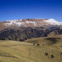 вид на плато Запдный Канжол (ЗП) :: Леонид Сергиенко