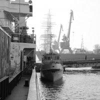 Портовые зарисовки (Port's sketches) (2) :: Дмитрий Олегович