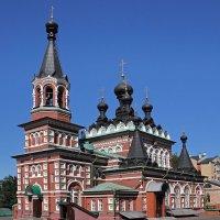 Серафимовский храм. Киров :: MILAV V