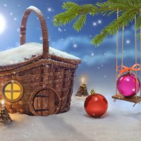 Новогодняя сказка :: Evgeniy Belkov
