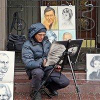 Скоро  Новый год!( Таланту комфортно  в  любую  погоду!) :: Виталий Селиванов