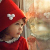 Красная шапочка :: Дарья