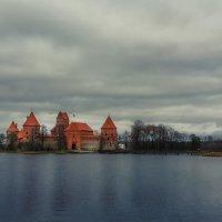 Тракайский замок...Литва! (Снято на айфон). :: Александр Вивчарик