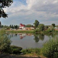 На реке Белой. :: венера чуйкова