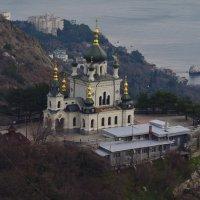 Храм на Красной скале :: Игорь Кузьмин