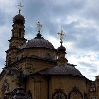 Храм в Курганово :: Светлана Игнатьева