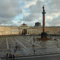 Дворцовая площадь. Петербург :: Aleks 9999