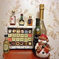 С  Наступающим  Новым годом , Друзья! (  Идёт  подготовка) :: Виталий Селиванов