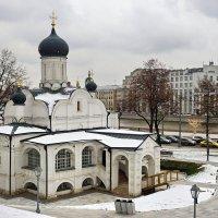 Прогулка по парку Зарядье. :: Юрий Шувалов