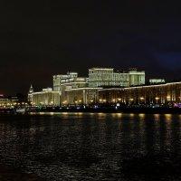 Москва вечерняя :: Михаил Рогожин