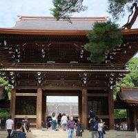 Храм Meiji jingū Shibuya, Tokyo :: Swetlana V