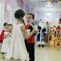 Первый танец. :: Александр Кемпанен