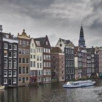 дождливый Амстердам :: ник. петрович земцов