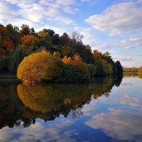Ходит осень в нашем парке, дарит осень всем подарки. :: Alex