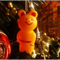 Ретро - олимпийский мишка :: Нина Корешкова