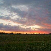 закат :: герасим свистоплясов
