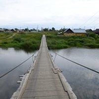 Мост через Чусовую :: Стил Франс