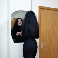 У зеркала :: Сергей Порфирьев