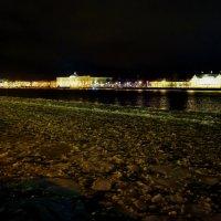Праздничные огни любимого города... :: Sergey Gordoff
