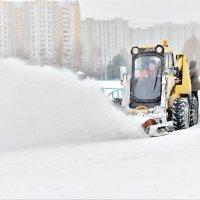 Похититель снега! :: Татьяна Помогалова