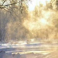 Мороз :: Александр Кочуркин