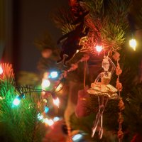 Новогоднее настроение :: Алексей Афанасьев