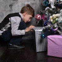 В поиске своего подарка . :: Владимир