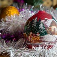 С наступающим Новым Годом! :: Александр Синдерёв