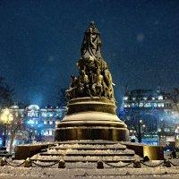 Памятник Екатерине II :: Шахин Халаев