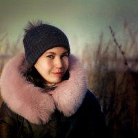 Зимний портрет :: Сергей Русаков