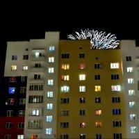Россия встречает Новый Год... :: Кай-8 (Ярослав) Забелин