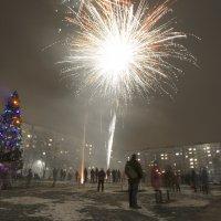 Новый Год без снега :: Вадим Виловатый