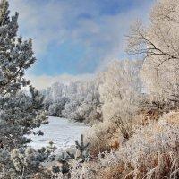 И  была  и  такая  зима. :: Валера39 Василевский.
