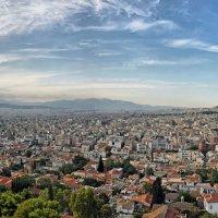 Панорама Афин :: Конст@нтин Scryn