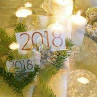 С Новым Годом дорогие друзья! :: Swetlana V