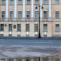 реальность и отражение :: павел бритшев