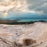 Белая долина горы :: Фёдор. Лашков